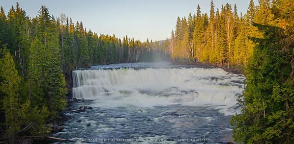 Wells Gray Provincial Park, BC.