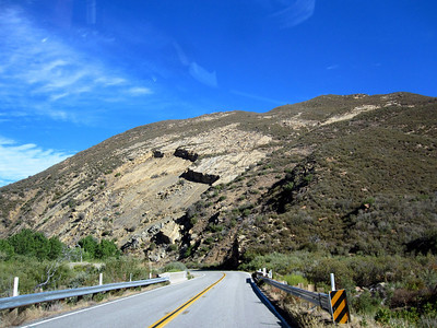 Route 33, North of Ojai