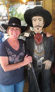 "Patti and ""Woody"""