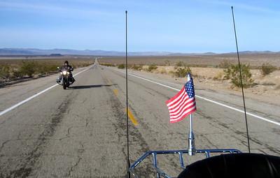 Route 66, California
