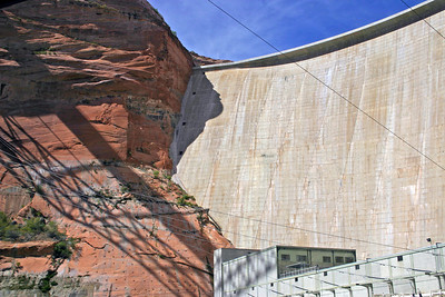 Glen Canyon Dam (Page, Arizona)