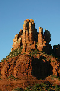 Moutains At Sedona