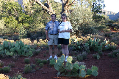 Marg's Hiking Trail at Comfort Inn - Sedona