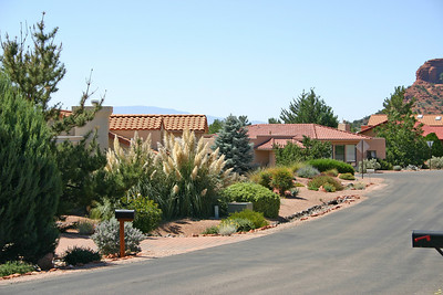 House hunting in Sedona