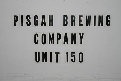 Pisgah Brewing Company - Black Mountain, NC