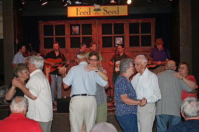 Feed & Seed in Fletcher, NC. Bluegrass, Old time gospel, non-alcoholic family friendly concert venue and church