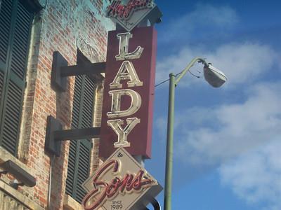 Paula Deen's The Lady and Sons Restaurant - Savannah, Georgia