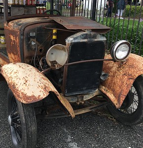 1030 Model A Ford