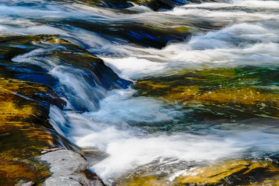 Rushing water 1
