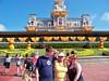 We arrive at Disney's Magic Kingdom.