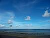 The beautiful blue Atlantic