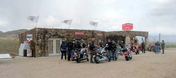 Cool Springs. A lonely old outpost where travelers use to stop for gas and refreshments on there long journey out west.
