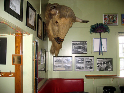 A nice little bar in Oatman