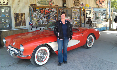 Patti in Hackberry, AZ