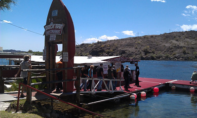 Boat Dock Bar