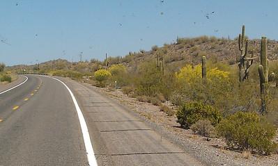 Enroute to Tombstone, AZ