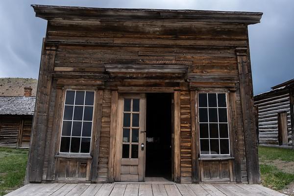 Bannack Ghost Town  (est.1862)