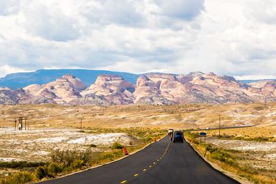 Moab to Capitol Reef, Utah