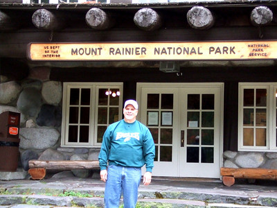 Mount Rainier September 15, 2007