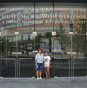 17/The Museum of Jewish Heritage - A Living Memorial to the Holocaust honors those who died by celebrating their lives - cherishing the civilization that they built, their achievements and faith, their joys and hopes, and the vibrant Jewish community that is their legacy today.