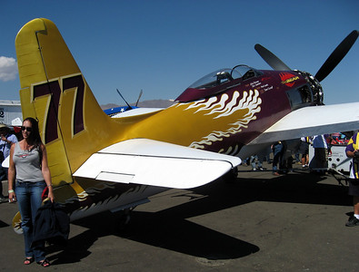 Reno Air Races 2007