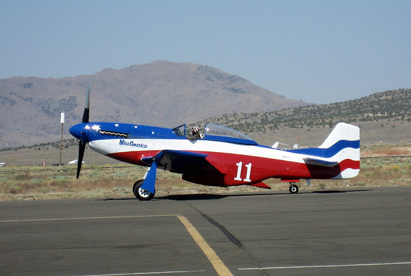 Reno Air Races 2008