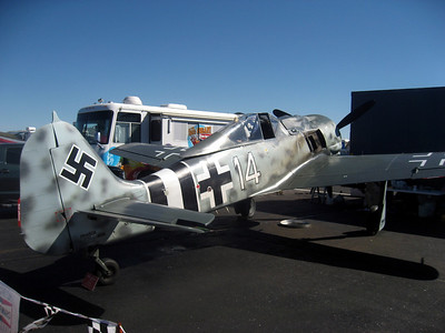 Focke Wulf  FW-190 replica.