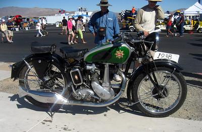 1938 BSA