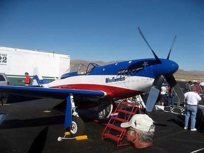 """Miss America"" P-51"