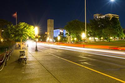 Downtown Victoria, BC, Canada