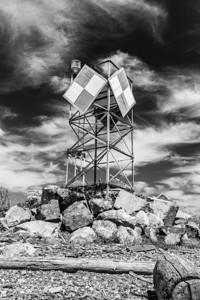 Lighthouse. Lighthouse Park. Point Roberts, WA, USA