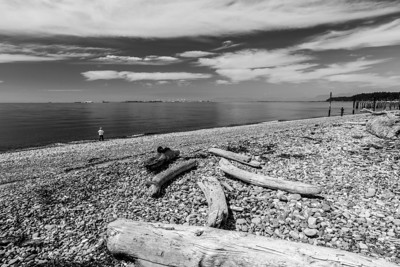 Lighthouse Park. Point Roberts, WA, USA