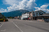 Downtown Jasper Alberta