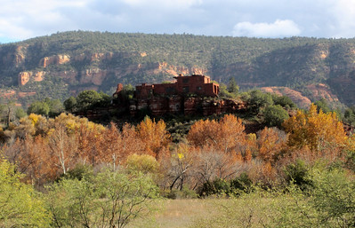 This used to be Jack Frye's house just outside of Sedona, AZ. Jack was one of the founders of TWA and was the chairman 1934 to 1947 when Howard Huges took control of the airline.