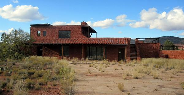 Jack Frye's house