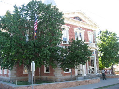 The Tombstone Court House 1882