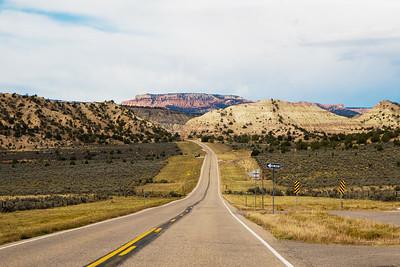 Torrey to Bryce Canyon, Utah