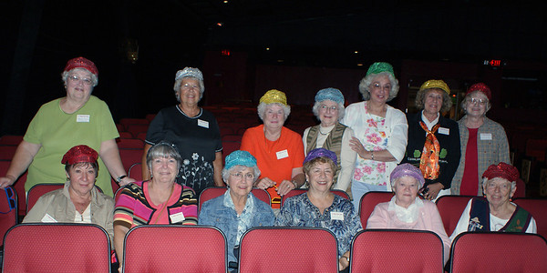 Branson Hat Girls