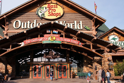 Springfield, Missouri Bass Pro Shop