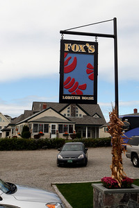 Fox's Lobster House - York Beach, Maine