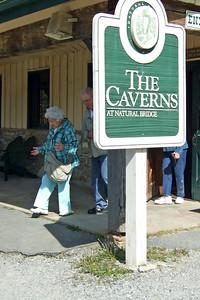 The Caverns at Naural Bridge, VA