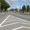 The City of Leominster has proposed a project that consists of safety, mobility and access improvements for all users along Route 12 (North Main Street) from the intersection with Washington Street to the intersection of Lindell Avenue/Hamilton Street. The improvements include new sidewalks, new traffic signal equipment, roadway widening, pavement reconstruction, drainage, the addition of dedicated turn lanes and geometric improvements at all intersections. There will also be a bike lane added. Additionally, a shirt section of the Twin City Rail Trail will be constructed as part of the project. At the left is the start of Washington Street. SENTINEL & ENTERPRISE/JOHN LOVE