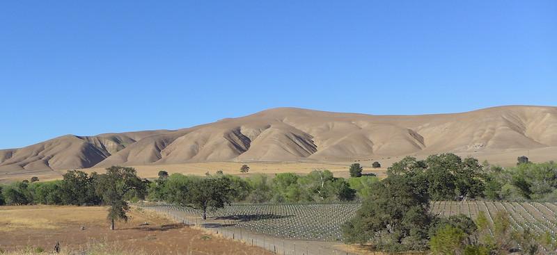 Landscape near San Miguel.