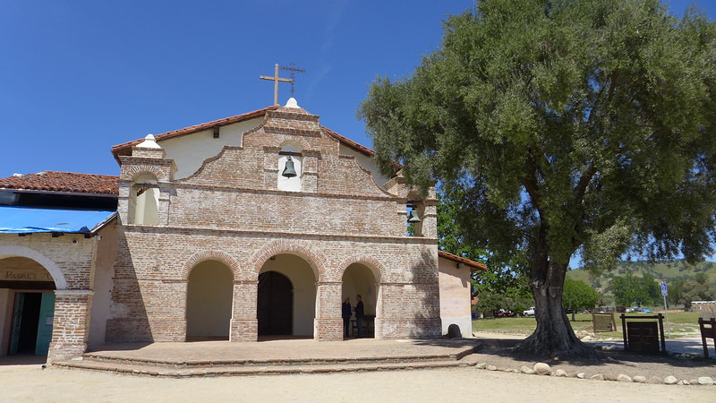 Mission San Antonio, April 2016.