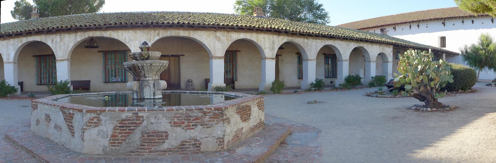 San Miguel Mission, California, 2014.