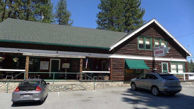 Knotty Pine Tavern, 2015.