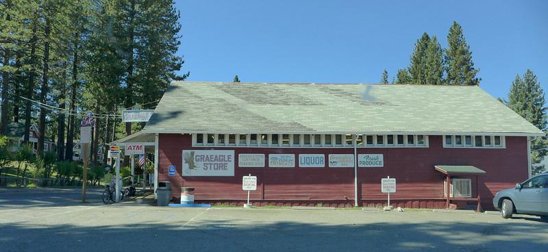 Graeagle Store, Graeagle, CA, 2013.