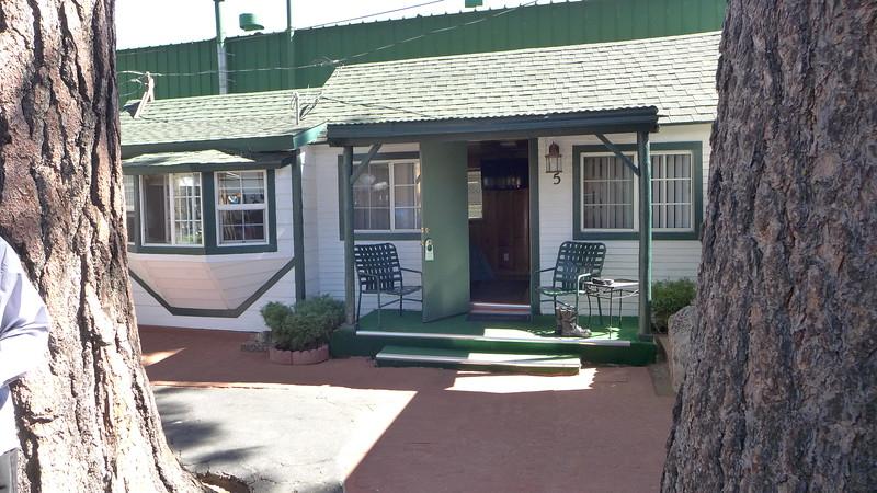 Cottage 5 at Doc's Cottages, 2015.