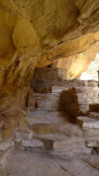 Cliff Palace , Mesa Verde National Park, 2013.
