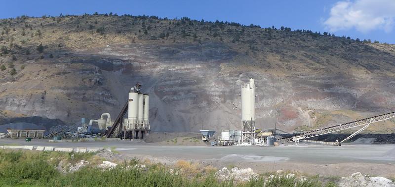 Klamath Pacific Concrete and Asphalt, 2015.